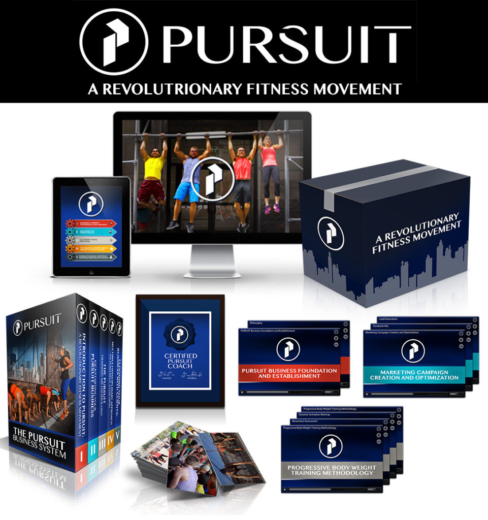 PURSUIT Fitness home-study certification