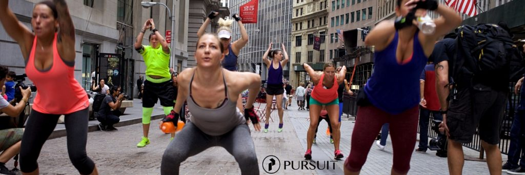 PURSUIT Revolutionary Fitness Movement